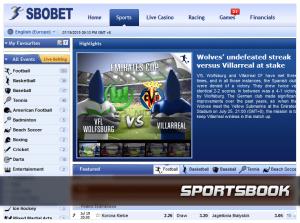 SBOBET Sportsbook